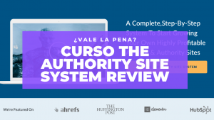 Curso The Authority Site System Review