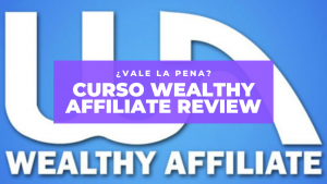 Curso Wealthy Affiliate Review
