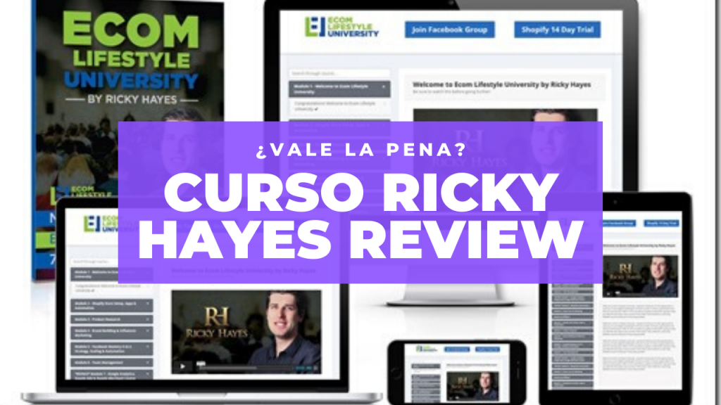 curso ricky hayles review